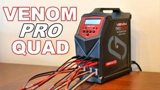 new venom pro quad 100w 7a 4 port ac dc lipo lihv nimh battery balance charger thercsaylors
