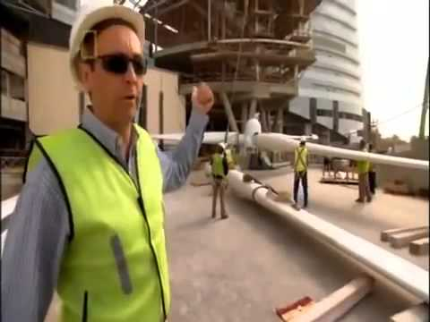 Megastructures Bahrain World Trade Centre