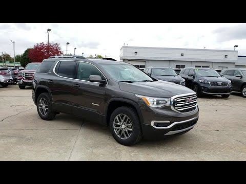 2019 GMC Acadia Tulsa, Broken Arrow, Owasso, Bixby, Green Country, OK G90373