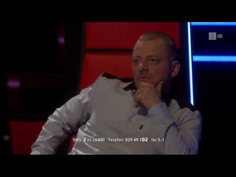 Geirmund Hansen   Both Sides Now Live Show The Voice Norway 2013