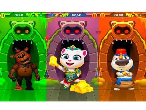 Игры Говорящий Кот Том онлайн