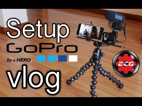 Transforma tu GoPro en la cámara perfecta para vlogs