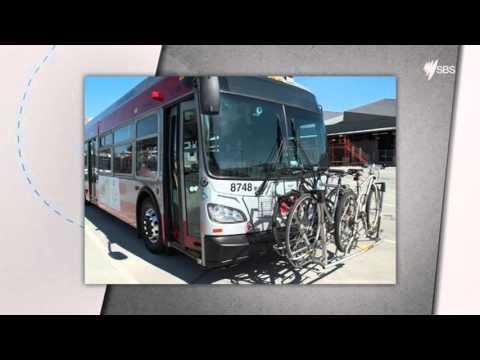 The Samsung Bike Lane - Cycling as a viable transport option