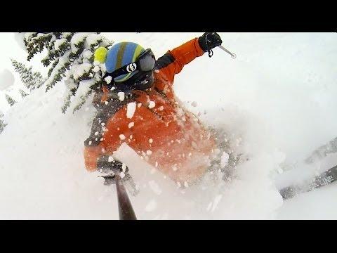 Powder Skiing Colorado Rockies