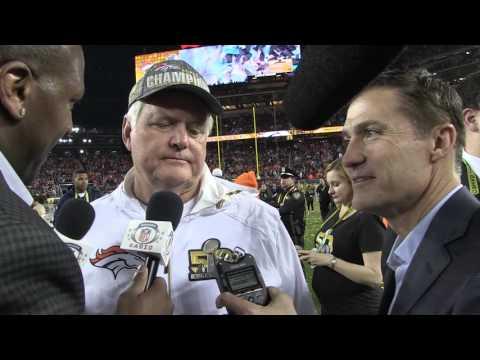 Wade Philips Super Bowl 50 Celebration