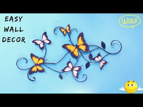 Butterfly Wall Decor Ideas And Tips Best Wall Decor