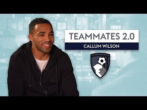 Who's getting a hair transplant at Bournemouth? | Callum Wilson | Teammates 2.0
