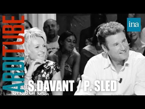 Interview briseur de ménage de Sophie Davant et Pierre Sled - Archive INA