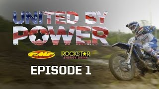 United by Power | Motocross des Nations : Episode 1 -...