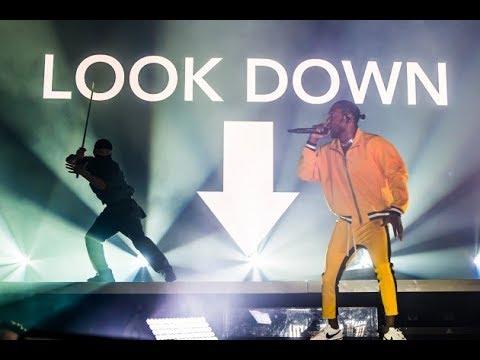 Kendrick Lamar DAMN. Tour FULL PERFORMANCE in Oakland ORACLE ARENA