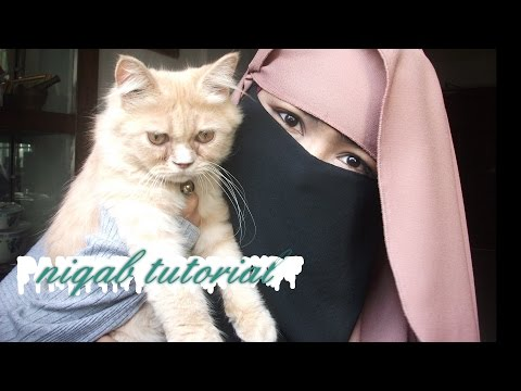 Niqab Tutorial, again.