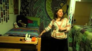 NUTV Cribs- Northeastern University Dorm: West Village F