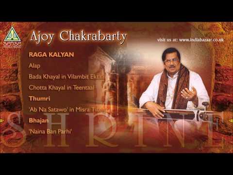 Ajoy Chakrabarty : Raga Kalyan (Shrine)  Live at the Queen's Theatre, London