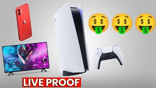 How To Get Free PS5, LedTv, Ip…