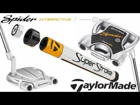 Golf Spotlight 2018 - TaylorMade Spider Interactive Putter