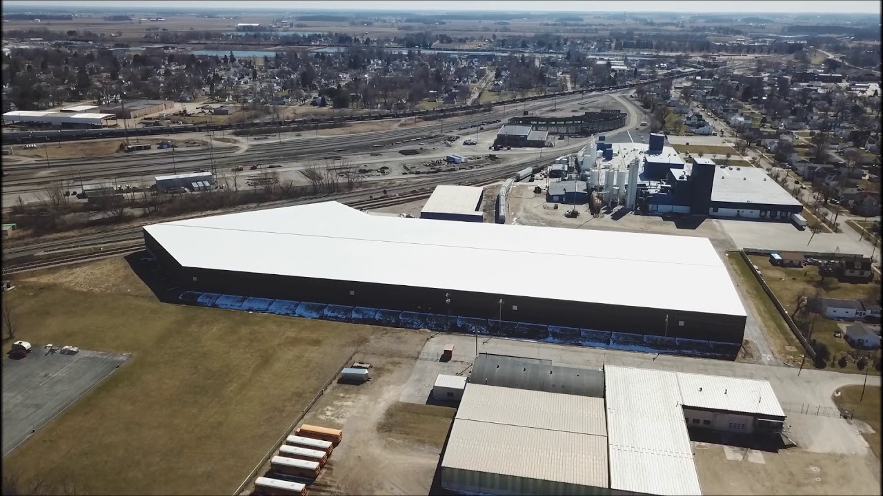 Ohio Logistics - Bellevue, OH Warehouse