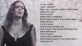 Tove Lo - Cycles (Lyric Video)