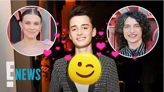 Noah Schnapp's Ig Comment On Finn & Millie Is Epic | E! News