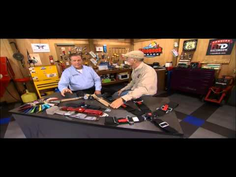 Seatbelt Solutions My Classic Car Segment from YouTube · Duration:  4 minutes 19 seconds