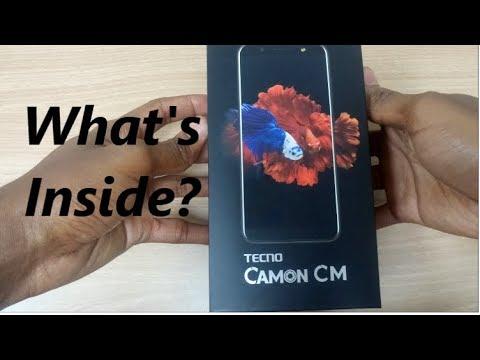 Tecno Camon CM Tools Videos - Waoweo