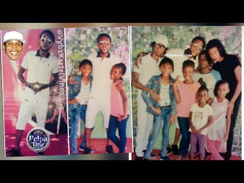Vybz kartel new pictures FROM General Penitentiary GP