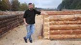 Срубы из псковской области деревянные дома и бани от производителя.