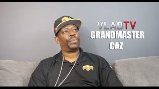 Grandmaster Caz on Coke La Rock Being Hip-Hop