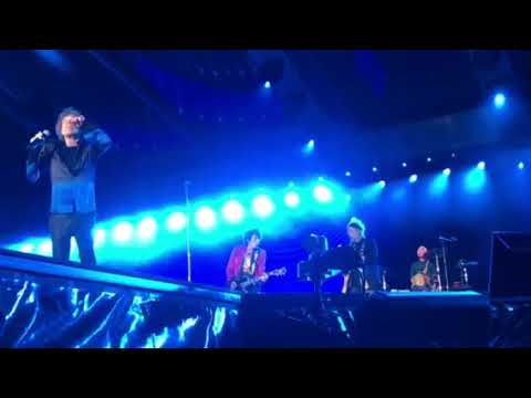 The Rolling Stones-Hate To See You Go - Zürich, Sept. 20, 2017