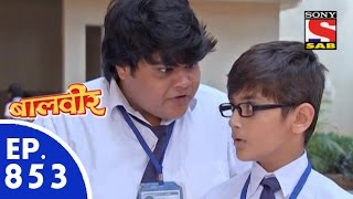 Baal Veer - बालवीर - Episode 853 - 19th November, 2015
