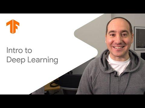 Intro to Deep Learning (ML Tech Talks)