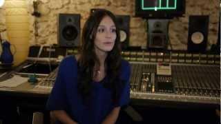 Pauline - Pauline en studio
