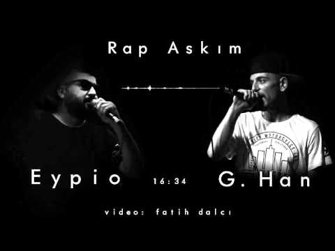 EyPiO ft IQ - Rap Aşkım (Official Audio)...