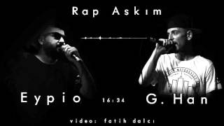 EyPiO ft IQ - Rap Aşkım (Official Audio) 2011