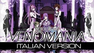 【VOCALOID】Venomania kou no Kyouki ~Italian Version~