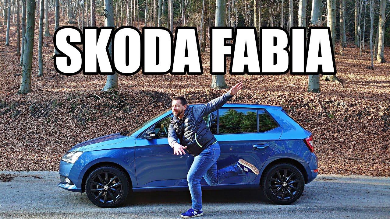 Skoda Fabia 2020 to tańsze Polo (PL) - test i jazda próbna