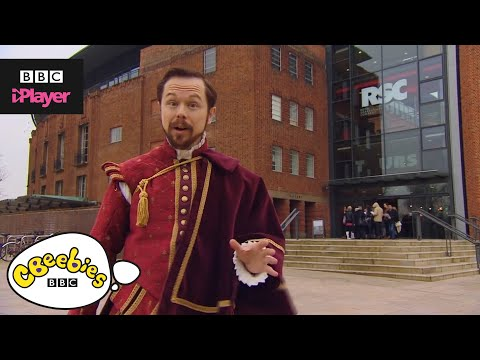 CBeebies: Who is William Shakespeare?
