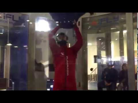 diffrent days out with Kids to iFly high rise to the top (Lucie)