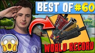 NOKSS WORLD RECORD AU POMPE 😱 ADZ ROI DU QUICKSCOPE ► BEST OF FORTNITE FRANCE #60