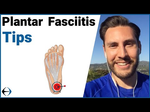 How a Walking Program Can Help Plantar Fasciitis