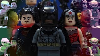 Lego Justice League: Vengeance - Episode 3: The Final Battle