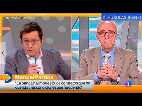 Entrevista a ADICAE en Los Desayunos de TVE