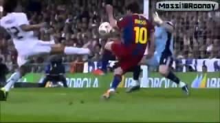 Cristiano Ronaldo vs Lionel Messi  2012 ● All Skills & Goals.FLV