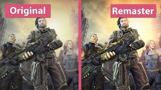 Bulletstorm – Original on Xbox 360 vs. Xbox One Remaster Full Clip Edition Graphics Comparison