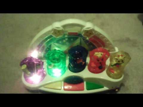 My Fisher-Price Sparkling Symphony Toy Works Good!