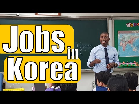 5 Jobs in Korea You Can Get TODAY!  l  Korea Prep for Dummies