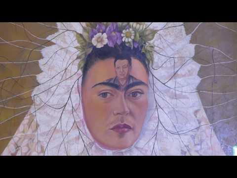 Frida Kahlo: Making Herself Up at the V & A