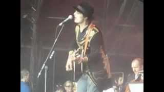 Glastonbury Festival 2009 - Pete Doherty (4)