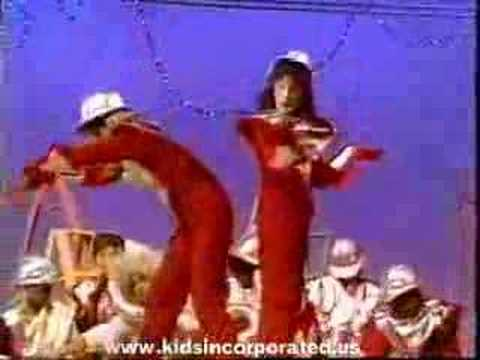 Kids Incorporated - We Built This City