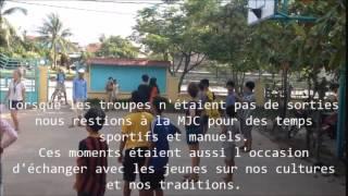 Scouts et Guides de France XV Lille / Les Terminators Verts au Cambodge