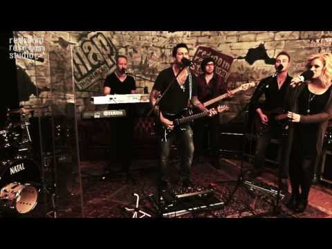Chris Vega Band - Das bin ich - Live @ Redroom-Studios